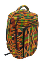 Load image into Gallery viewer, Kente Backpacks/school bags
