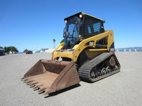 New & Used Compact Track Loaders