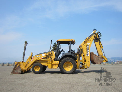 New & Used Backhoe Loaders