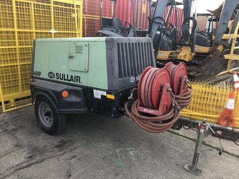 Towable Air Compressor
