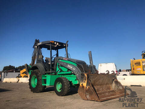 2012 John Deere 310K EP 4x4 Backhoe Loader