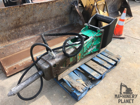 HP 1000 Hydraulic Breacker