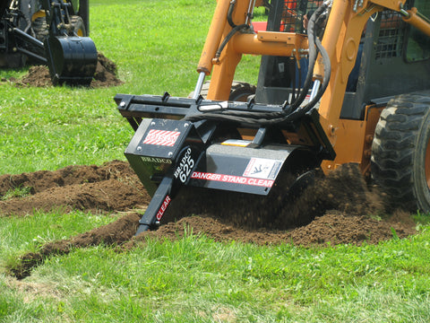 Bradco Trencher Attachment 625 48""