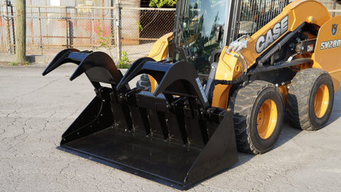 SEVERE DUTY GRAPPLE BUCKET 72""