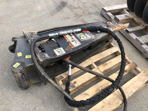 CAT H70  Hydraulic Breaker Attachment