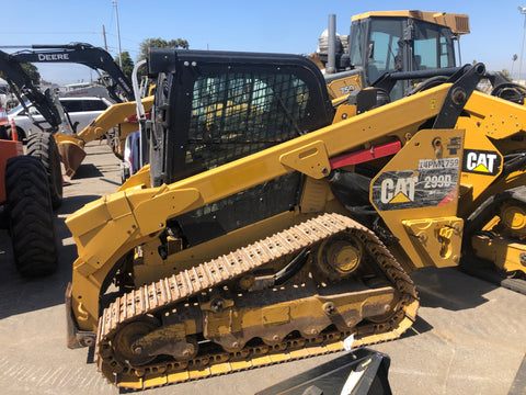 2015 CAT 299D High Flow XHP