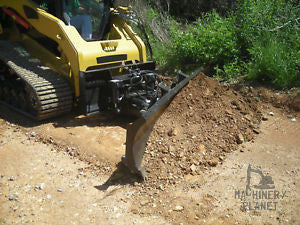 6-Way Dozer Blade Heavy Duty 72""