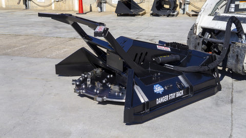 Blue Diamond Skid Steer Disc Mulcher 44″