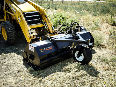72F-Series Skid Steer Flail Mower