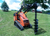 McMillen Auger Drive X900  (For Mini skid steer)