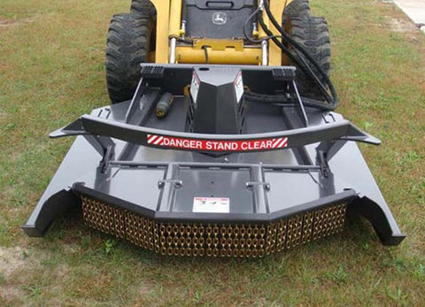 GROUND SHARK BRUSH CUTTERS 72""