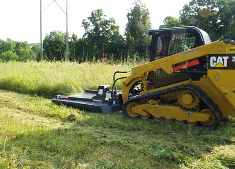 Ground Shark™ SD SS Brush Cutter 60""