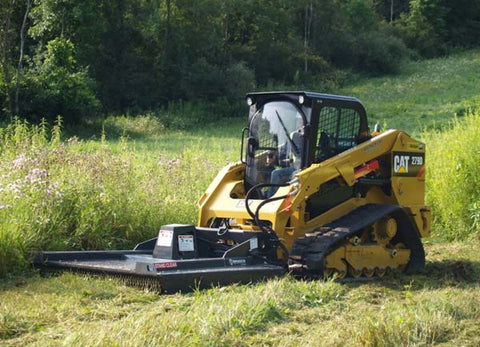 Ground Shark™ SD SS Brush Cutter 72""