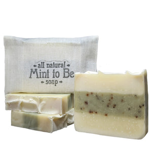 Mint To Be Soap