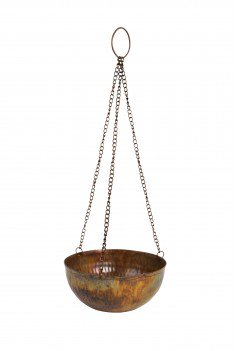 Rustic Hanging Planter Small