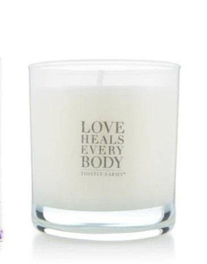 Rose Hibiscus Candle