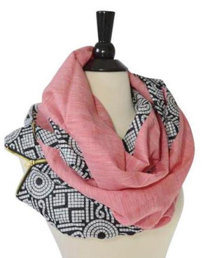 Zipper Scarf on Sale