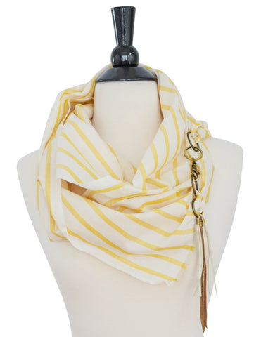 Jay Scarf- Yellow