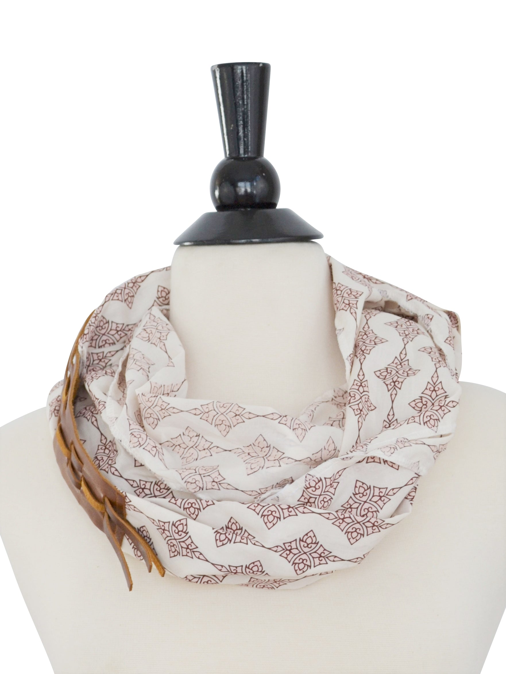 Rin Scarf - Brown