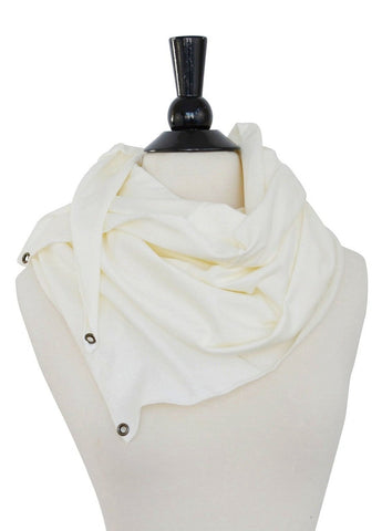 Versatile Scarf- Off White