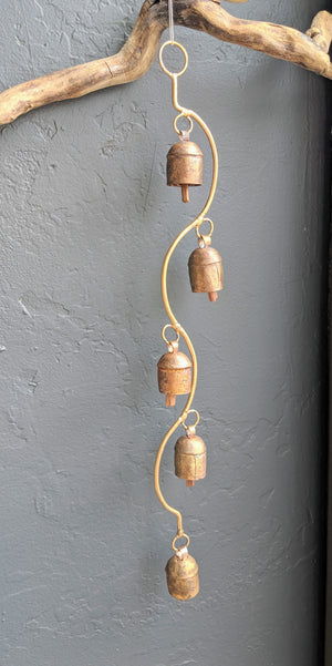 Copper Coated Bell Chime
