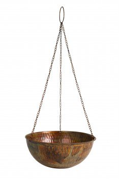 Rustic Hanging Planter Large