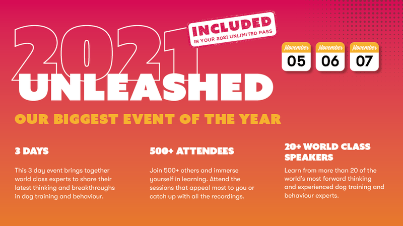 2021 Unleashed Conference