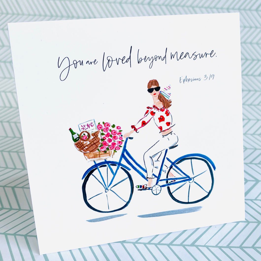 Beyond Measure -  Beth Briggs Faith & Fashion Cards - Redeemed With Purpose