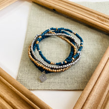 Load image into Gallery viewer, Greek Island Bracelet Set - Redeemed With Purpose