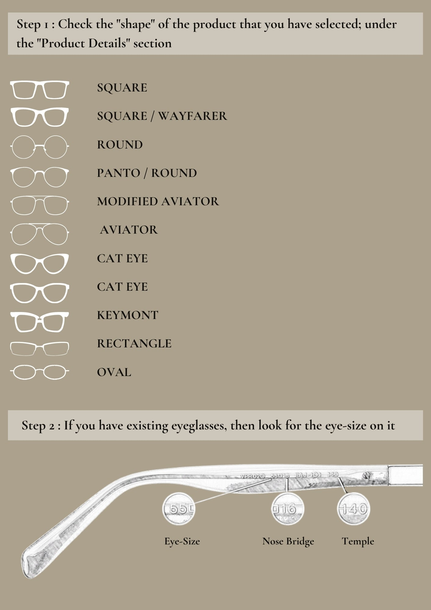 Spectacle-Sunglasses_Eye_Size _Guide-S.R.Gopal Rao Shop-1