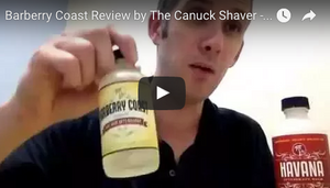 The Canuck Shaver Reviews Barberry Coast Bay Rum and Havana