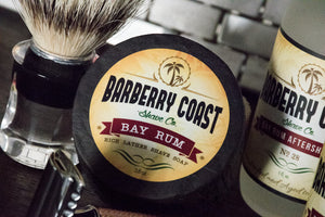Bay Rum Rich Lather Shave Soap