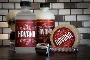 Havana Aftershave Balm