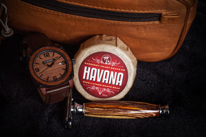 Havana Rich Lather Shave Soap