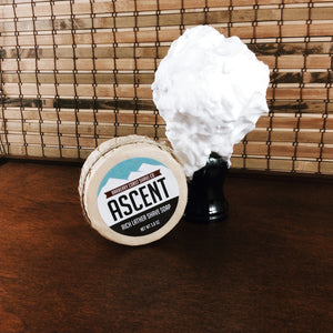 Himalayan Ascent Rich Lather Shave Soap