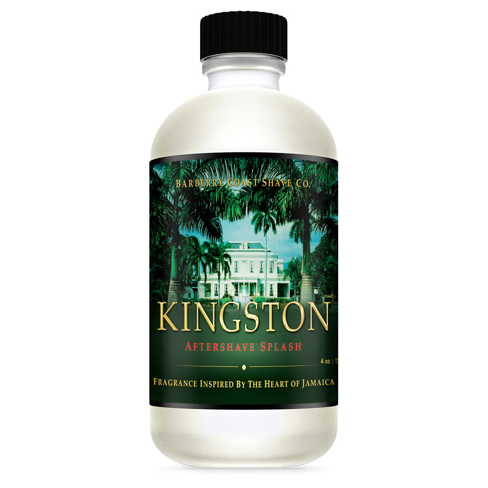 Kingston Aftershave Splash