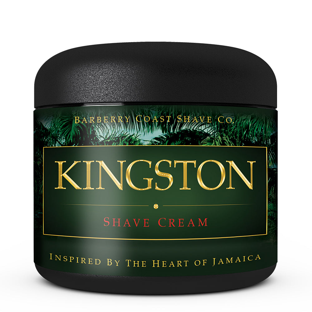 Kingston Shave Cream