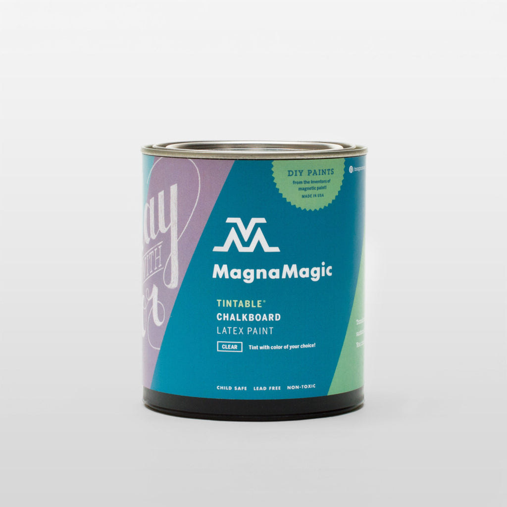 MagnaMagic Tintable Chalkboard Paint