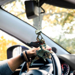 Viking Car Hanging Ornament-VQ 20