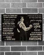 Load image into Gallery viewer, WRESTLING LIFE LESSONS Vertical Poster