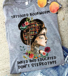 Read books to change T-Shirt 25
