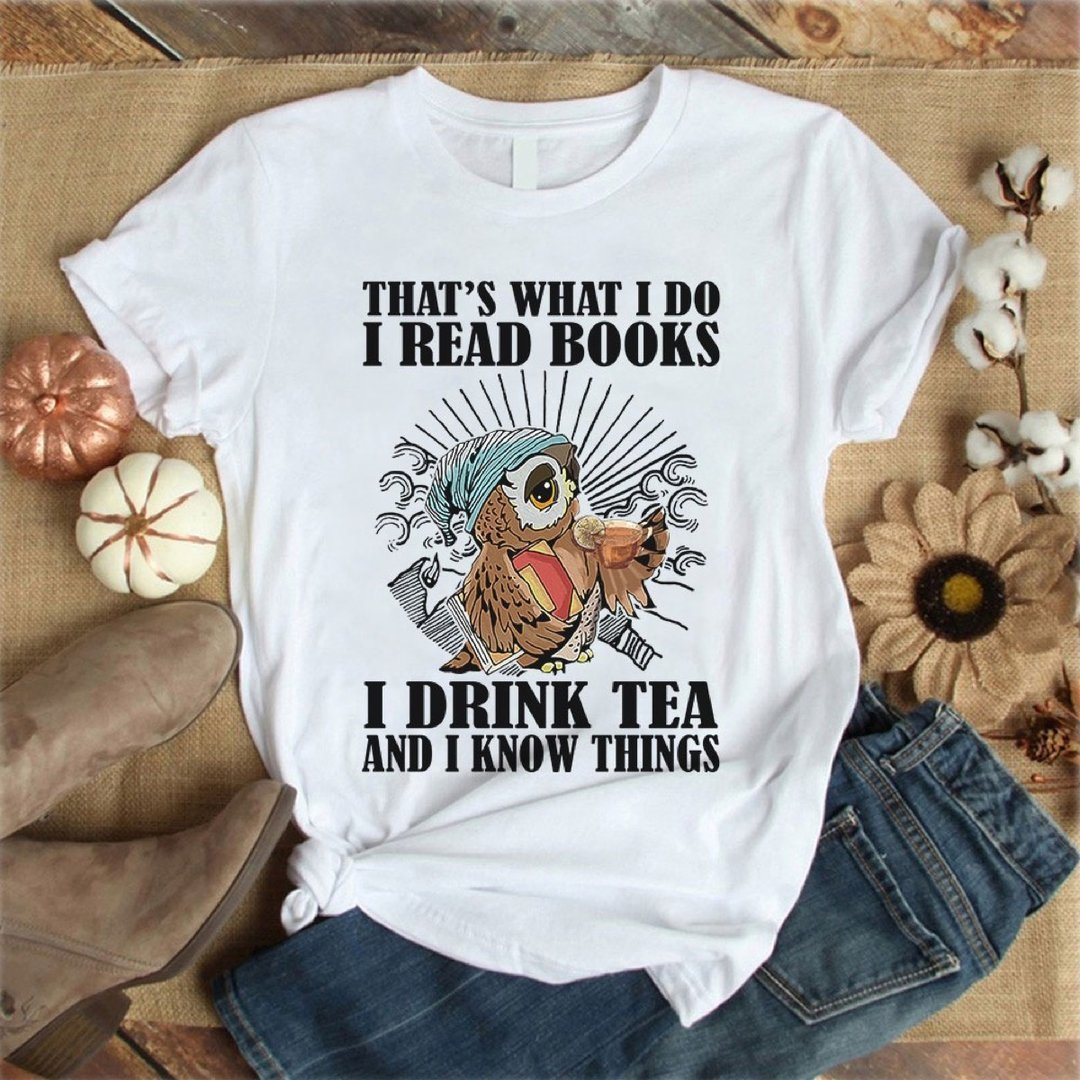 Read books to change T-Shirt 33