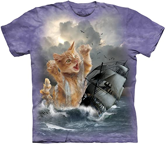 The Mountain Krakitten T-Shirt