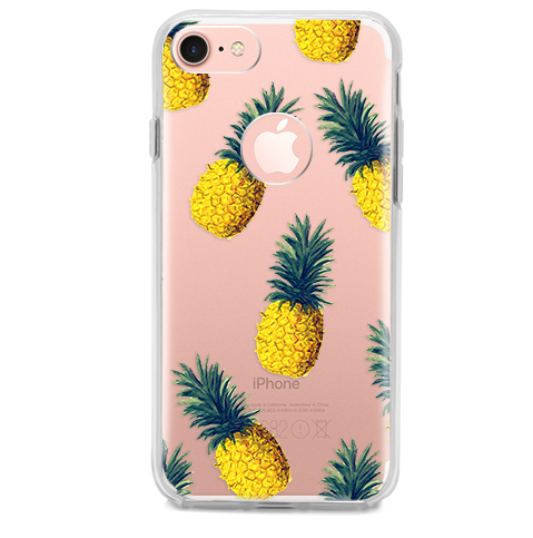 Funda para Celular (Hard 360) Pineapple (Pattern)