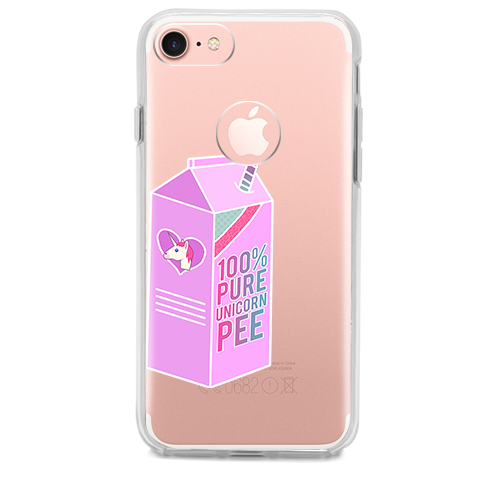 Funda para Celular (Hard 360) 100% Pure Unicorn Pee
