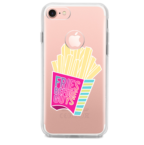 Funda para Celular (Hard 360) Fries Before Guys