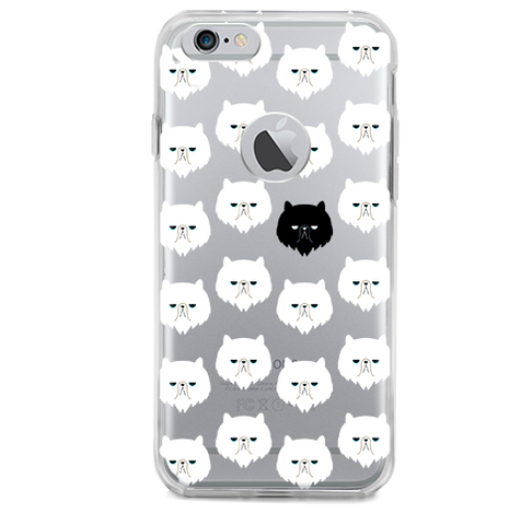 Funda para Celular (Hard 360) Pattern Cats