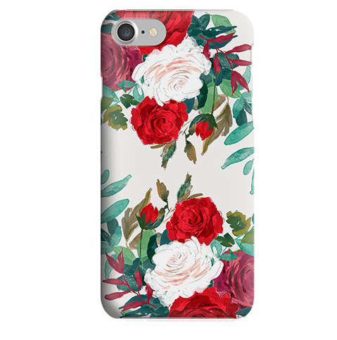 Funda para Celular (Slim) Pretty Flowers