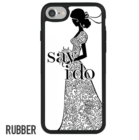 Funda para Celular (Slim) Say i Do