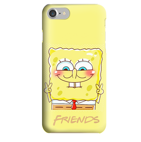 Funda para Celular (Slim) Bob Friends